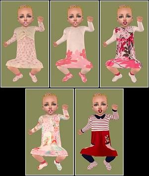 Одежда для младенцев (дефолты) - Страница 6 Light352