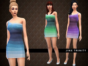 Повседневная одежда (платья, туники)  Light363