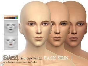 Скинтоны, готовые лица Light385
