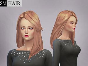Женские прически (длинные волосы) Light408