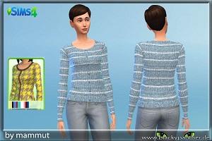 Повседневная одежда (топы, рубашки, свитера) - Страница 2 Light423
