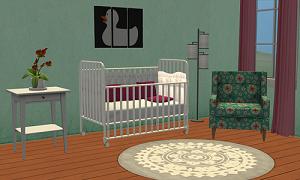 Комнаты для младенцев и тодлеров - Страница 8 Light424