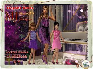 Для детей (формальная одежда) - Страница 4 Light525
