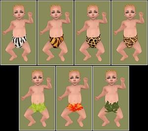 Одежда для младенцев (дефолты) - Страница 7 Light533