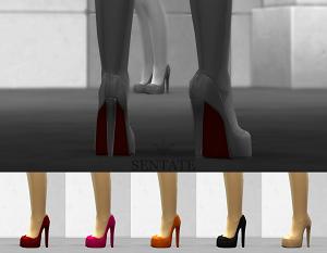 Обувь (женская) Light574