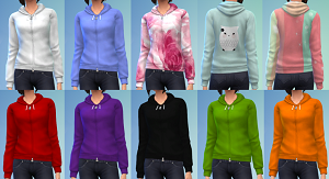 Повседневная одежда (топы, рубашки, свитера) - Страница 3 Light606