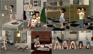 Позы с детьми - Страница 3 Light608