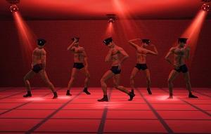 Танцевальные позы, пение - Страница 4 Light636