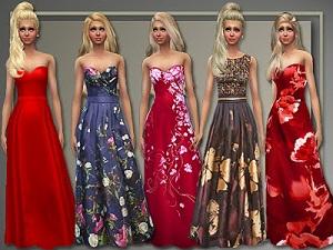 Формальная одежда, свадебные наряды Light688