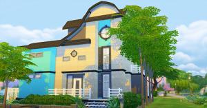 Жилые дома (модерн) - Страница 2 Light728