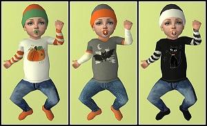 Одежда для младенцев (дефолты) - Страница 4 Lightu14