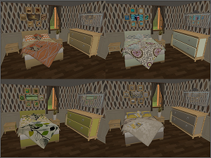 Спальни, кровати (модерн) - Страница 23 Lightu18