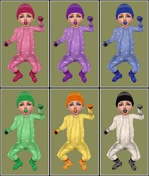Одежда для младенцев (дефолты) - Страница 4 Lightu51