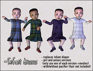 Одежда для младенцев (дефолты) - Страница 4 Lightu71