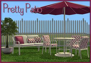 Патио, скамейки - Страница 7 Lightu74