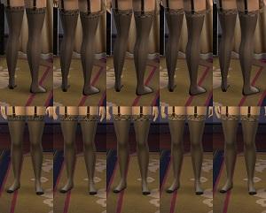 Чулки, носки, колготки Lightu81