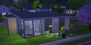 Жилые дома (небольшие домики) Lightu99