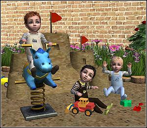 Детские прически Xr4oc103