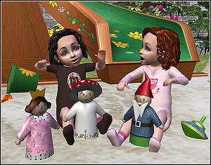 Детские прически Xr4oc124