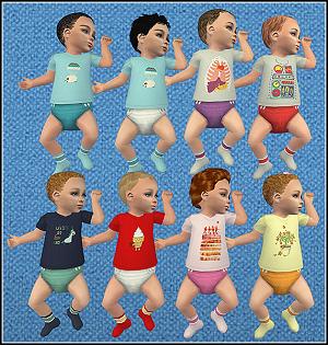 Одежда для младенцев (дефолты) Xr4oc191