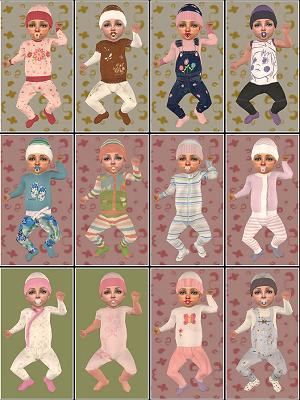 Одежда для младенцев (дефолты) - Страница 2 Xr4oc265