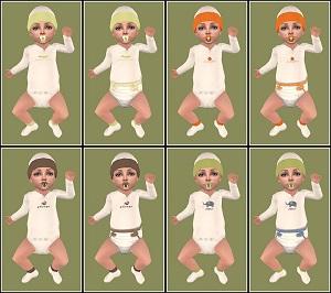 Одежда для младенцев (дефолты) - Страница 2 Xr4oc290