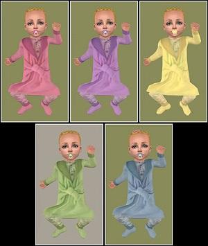 Одежда для младенцев (дефолты) - Страница 2 Xr4oc296