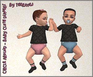 Одежда для младенцев (дефолты) - Страница 3 Xr4oc346