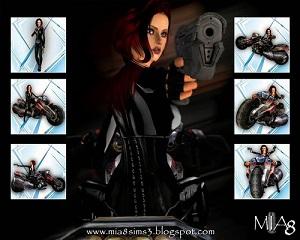 Драки, позы с оружием, смерть, пытки - Страница 4 Xr4oc349