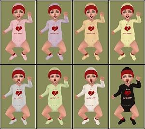 Одежда для младенцев (дефолты) - Страница 3 Xr4oc354
