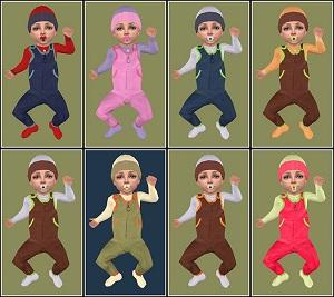 Одежда для младенцев (дефолты) - Страница 3 Xr4oc389