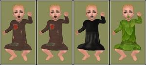 Одежда для младенцев (дефолты) - Страница 4 Xr4oc424