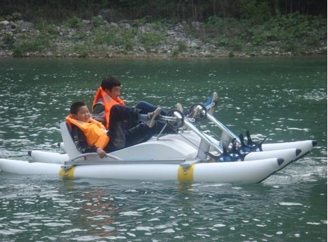 water pedal boats Boat_210