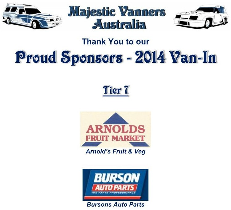 Majestic Vanners Australia 2014 Van-In Albury NSW October 3rd to 6th (on the Victorian Border)  2014_v16