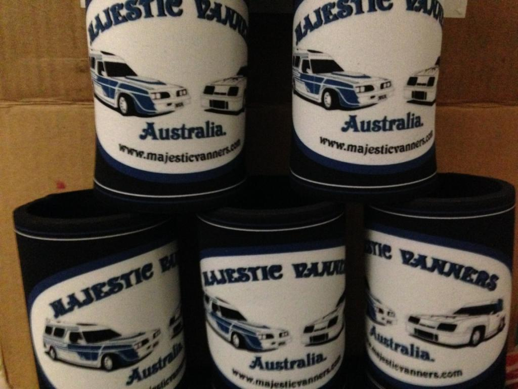 MAJESTIC VANNERS Australia Stubby Coolers Photo_11