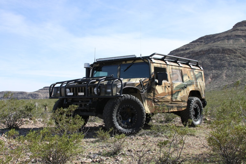 Photos Hummer H2 extrême off rod  - Page 2 50939510