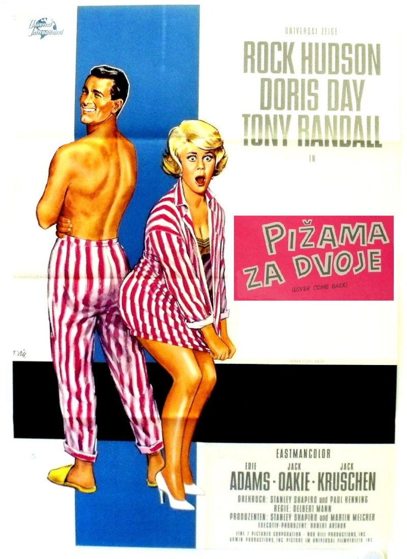 Pižama Za Dvoje (Ljubavi Vrati Se) (Lover Come Back) (1961) 1088910
