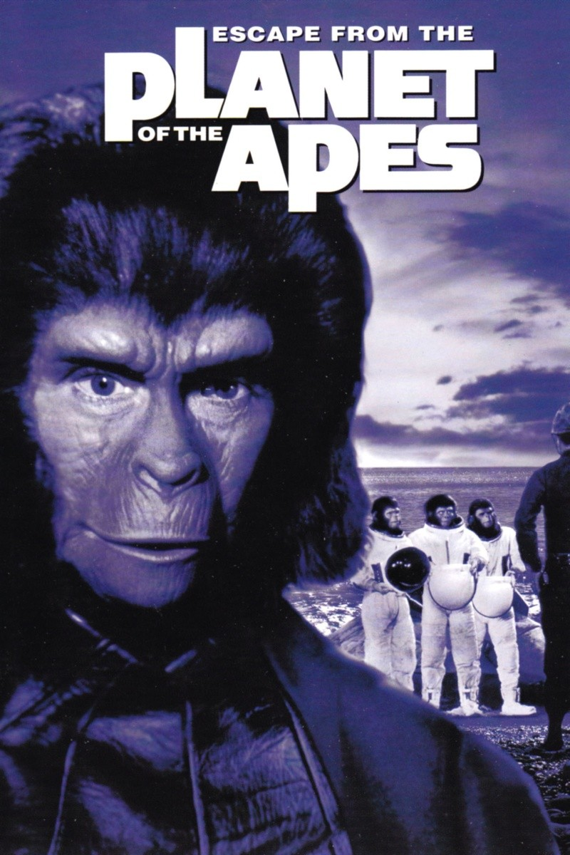 Bekstvo Sa Planete Majmuna (Escape from the Planet of the Apes) (1971) Escape10