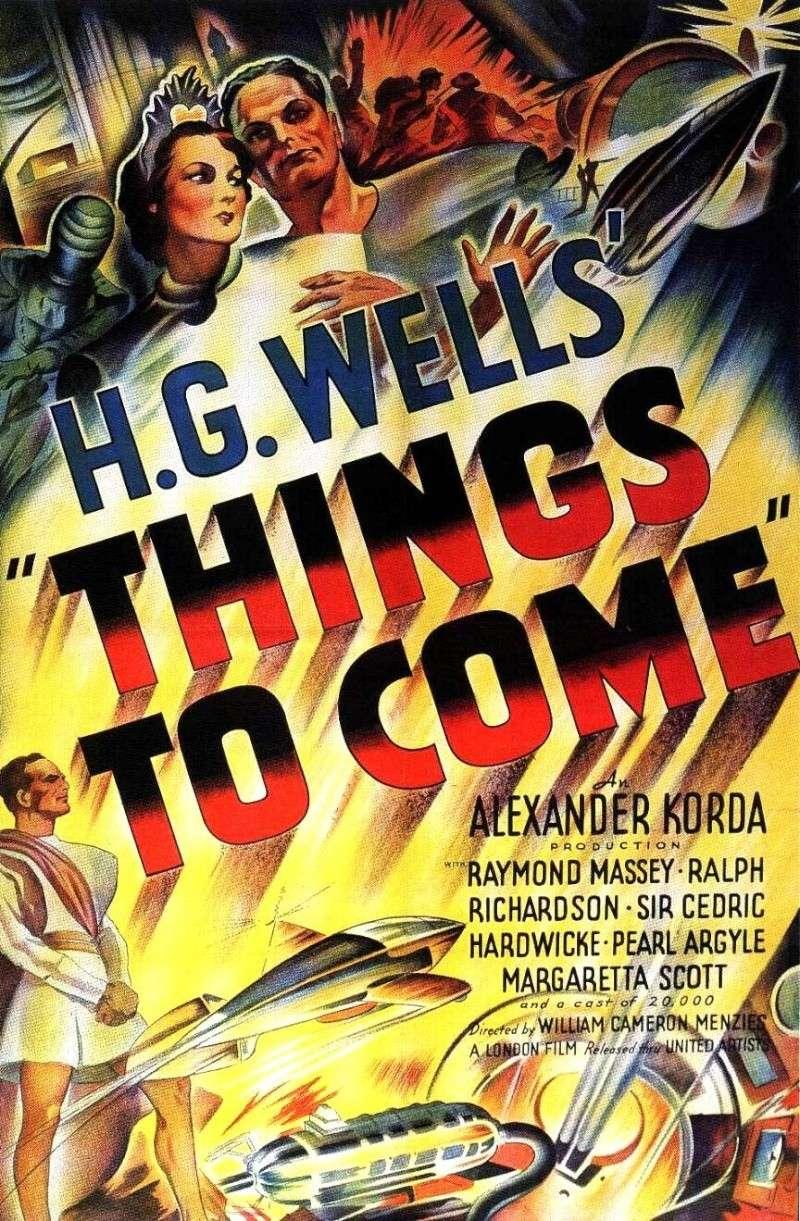Stvari Koje Će Doći (Things To Come) (1936) Things10