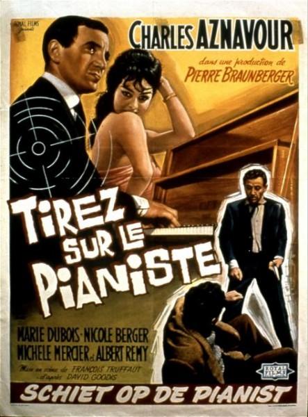 Pucajte Na Pijanistu (Tirez Sur Le Pianiste) (Shoot The Piano Player) (1960) Tirez110