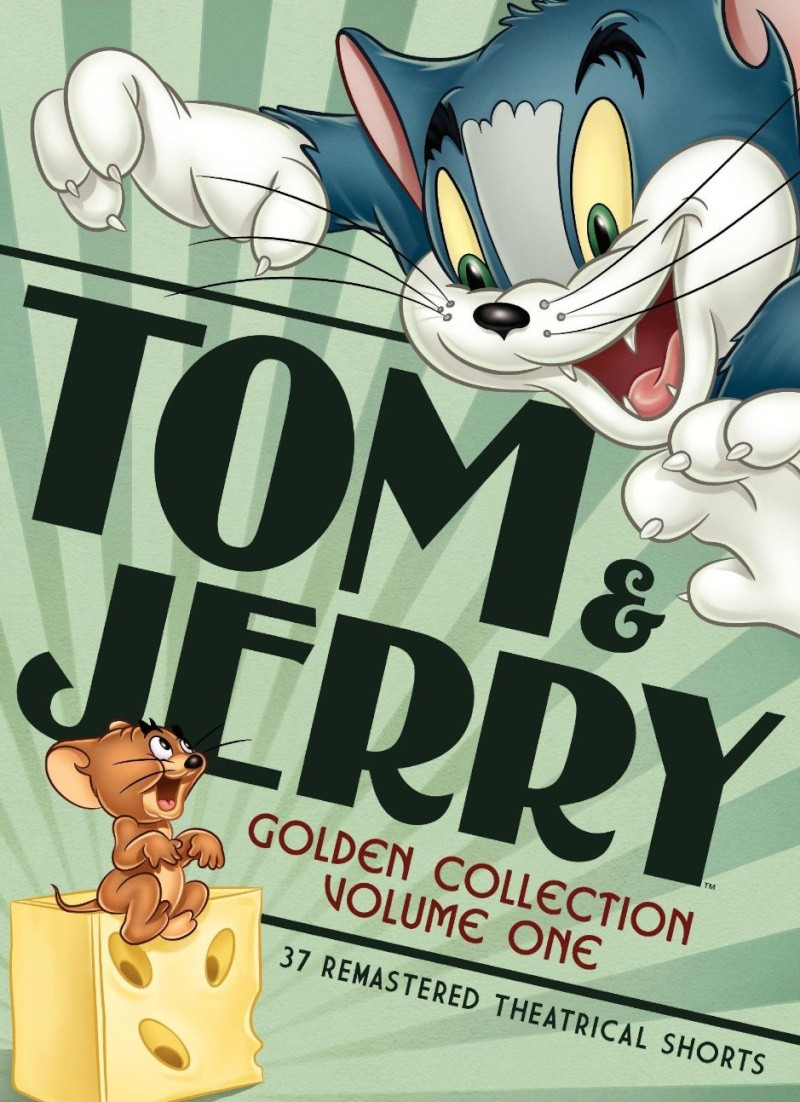 Tom And Jerry - The Golden Collection Volume One (Blu-Ray) Tomjer10