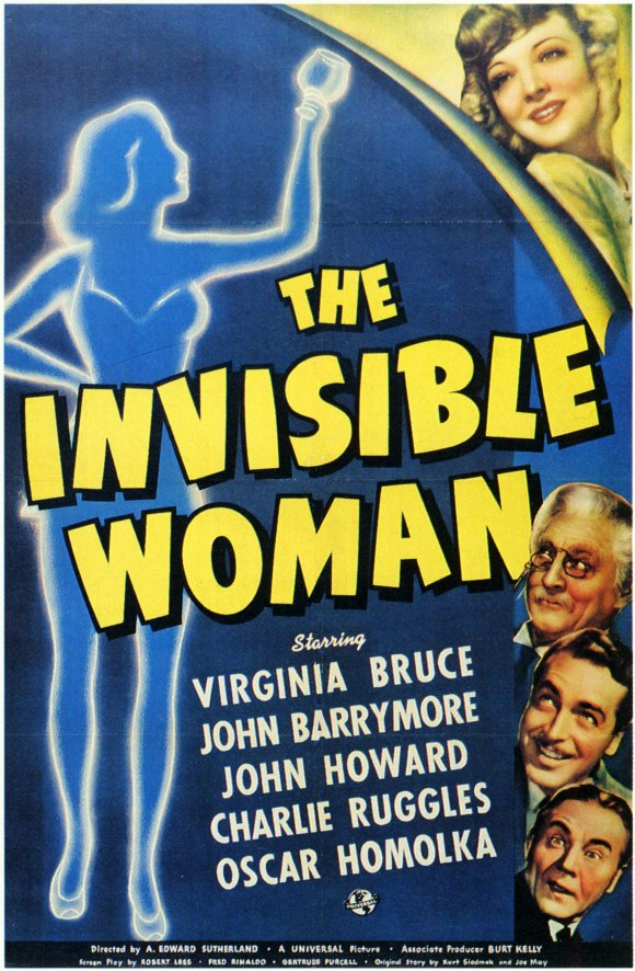 Nevidljiva Žena (The Invisible Woman) (1940) Tumblr12