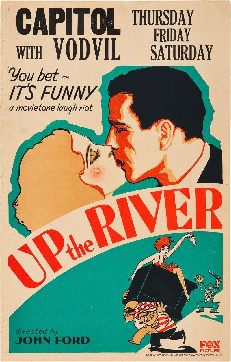 Up the River (1930) Up10