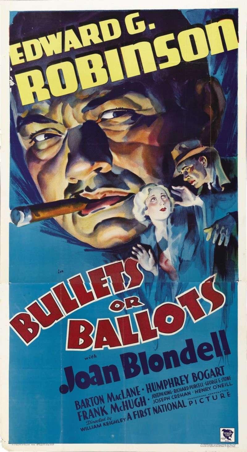 Kugle ili Kuglice (Kome Pripada Grad) (Bullets or Ballots) (1936) Vkccrt10