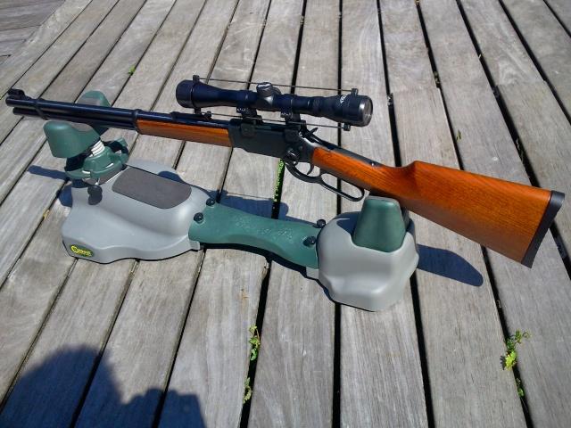 Walther Lever Action ancien modèle toute neuve ! ! ! Photo113