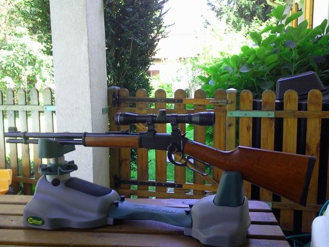 Walther Lever Action ancien modèle toute neuve ! ! ! Photo115