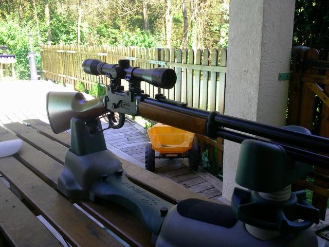 Walther Lever Action ancien modèle toute neuve ! ! ! Photo117