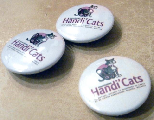 Nos produits dérivés Handi'Cats !! Rimg0010
