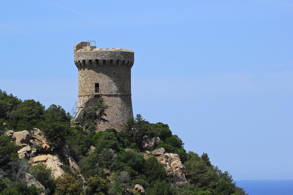 Les Tours Génoises du littoral Corse - Page 2 Img_0915