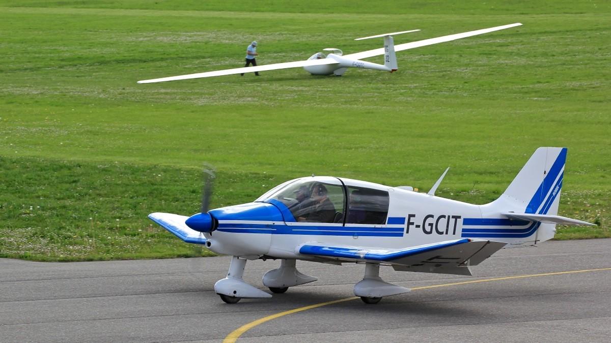 Aérodrome d'Auch - Lamotte Img_7013